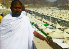 Pilgrims to Hajj